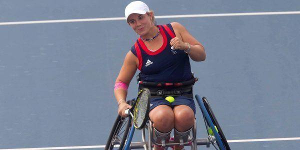 Lucy Shuker Lucy Shuker Tennis Foundation LTA