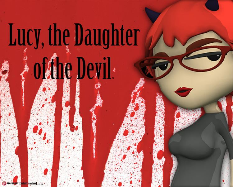 Lucy, the Daughter of the Devil Lucy the Daughter of the Devil Madman Entertainment