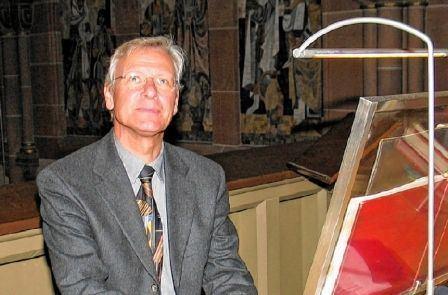 Ludger Lohmann Prof Ludger Lohmann Fantastisches an der Orgel einfhlsam dargeboten