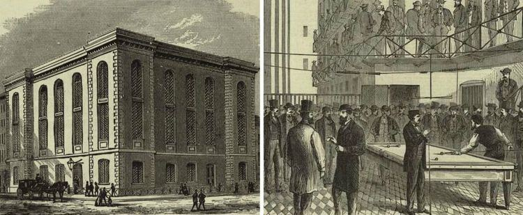 Ludlow Street Jail In the 19th Century Men Who Didn39t Pay Alimony Went to the Ludlow