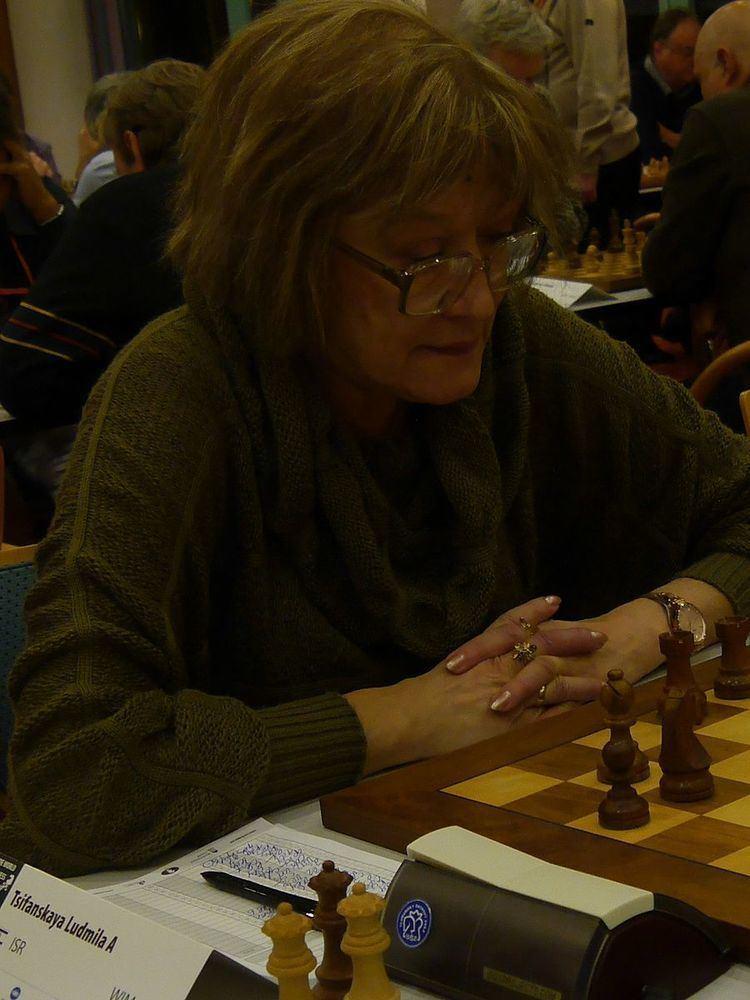 Ludmila Tsifanskaya