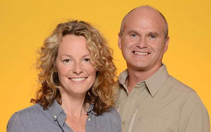 Ludo Graham Kate Humble Ludo Graham News married BBC TV presenter