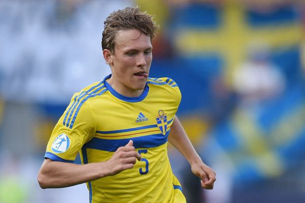 Ludwig Augustinsson Liverpool IN TALKS to sign Swedish international Ludwig
