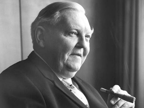 Ludwig Erhard RedStateEclectic As Simple as That