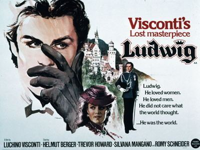 Ludwig (film) ludwig eclectic aestheticism