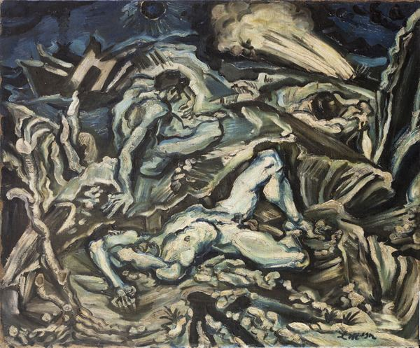 Ludwig Meidner Ludwig Meidner Leicester39s German Expressionist Collection