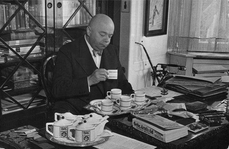 Ludwig Roselius Ludwig Roselius inventor of decaffeinated coffee