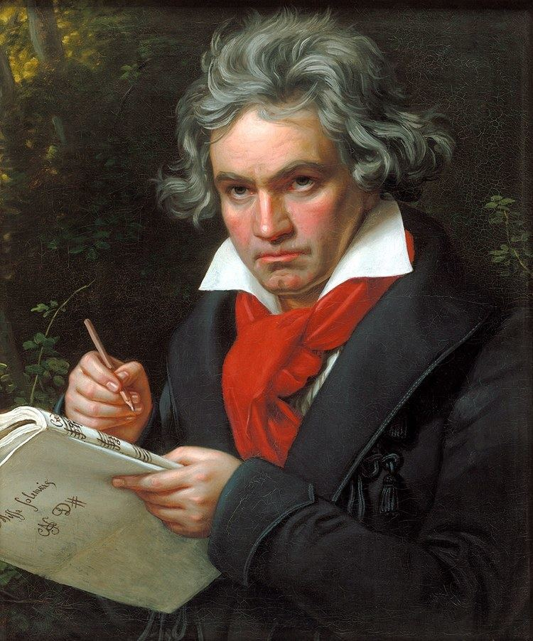 Ludwig van Beethoven Ludwig van Beethoven Wikipedia the free encyclopedia