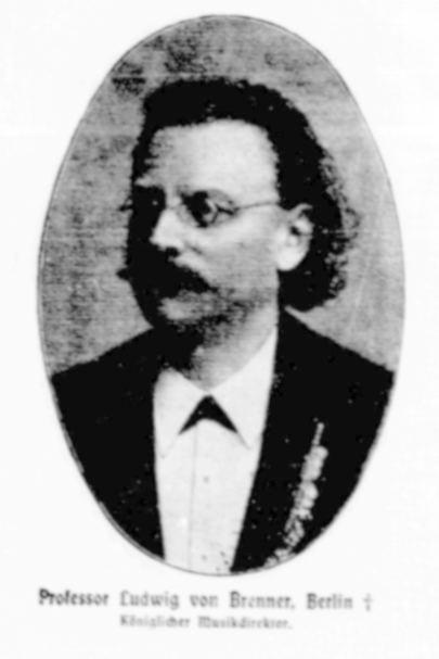 Ludwig von Brenner Ludwig von Brenner Wikipedia