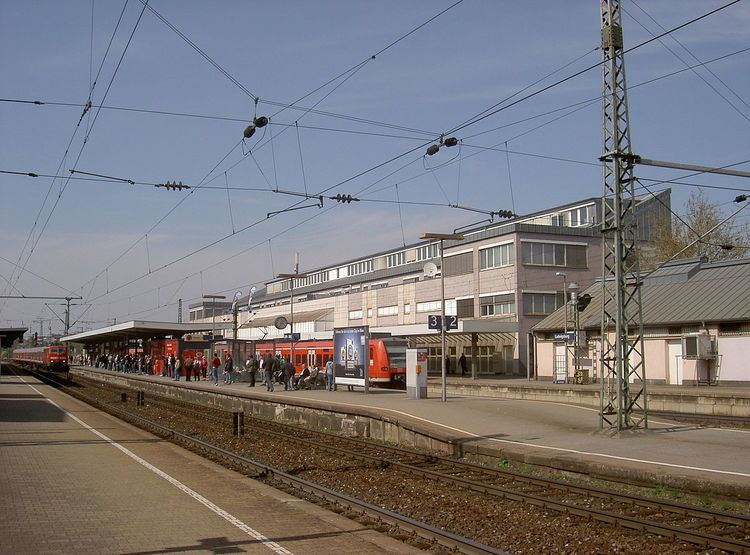 Ludwigsburg station
