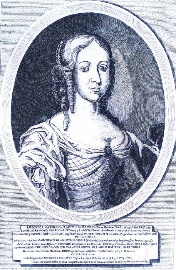 Ludwika Karolina Radziwill