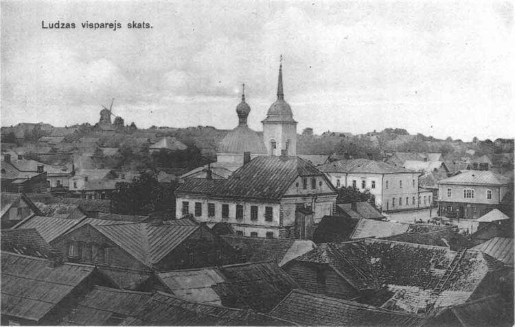 Ludza in the past, History of Ludza