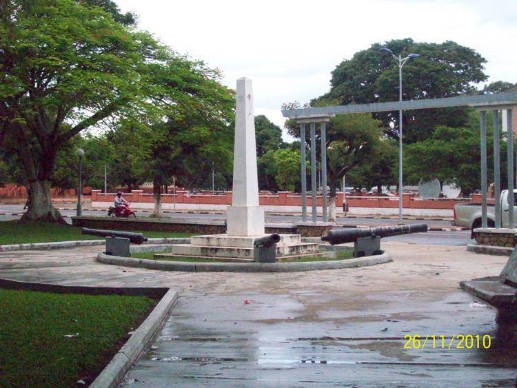 Luena, Moxico Province uploadwikimediaorgwikipediacommons333Jardim