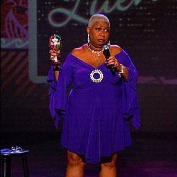 Luenell Celeb Spotlight of the Day ComedianActress Luenell Trendy