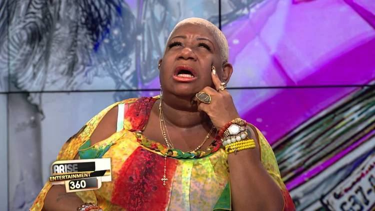 Luenell Comedian Actress Luenell talks about her new movie School Dance