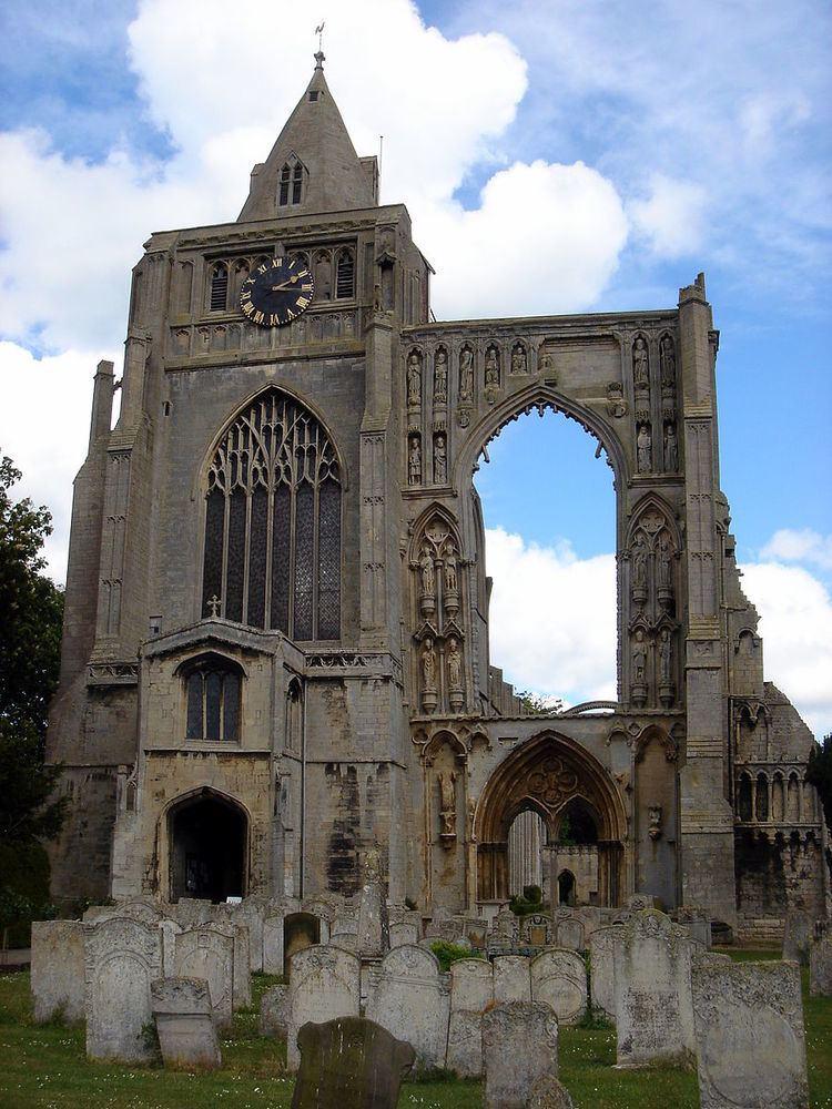 Luffield Abbey