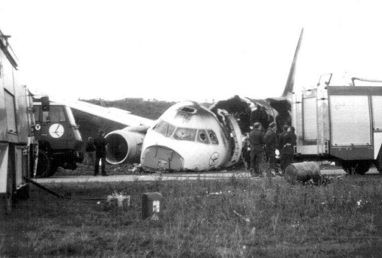 Lufthansa Flight 2904 Air Disasters on Twitter quotOTD in 1993 Lufthansa Flight 2904