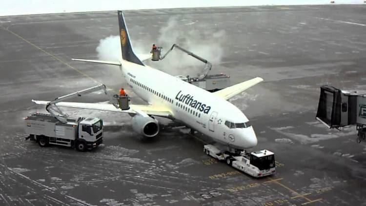 Lufthansa Flight 2904 Vorbereitung Start Lufthansa Maschine YouTube