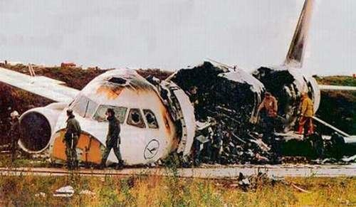 Lufthansa Flight 2904 Lufthansa 2904 CVR Transcript