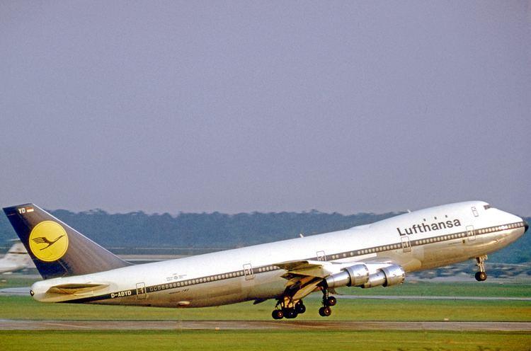 Lufthansa Flight 649