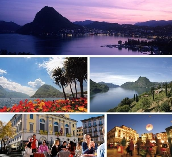 Lugano Beautiful Landscapes of Lugano