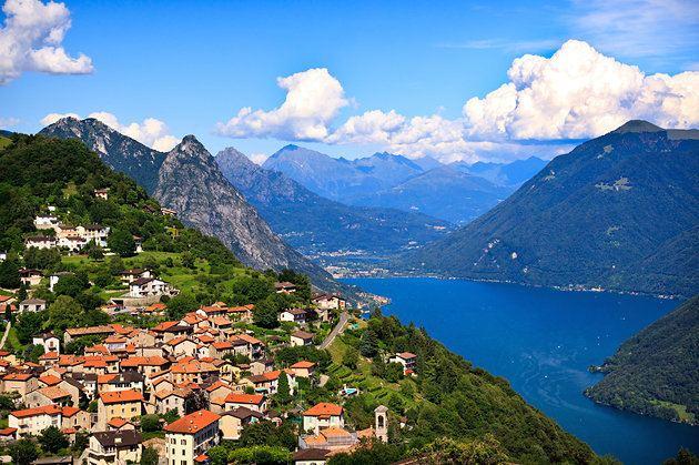 Lugano Tourist places in Lugano