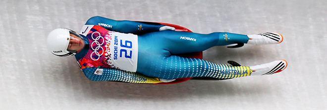 Luge Australian Olympic Committee Luge