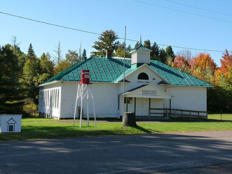 Lugerville, Wisconsin