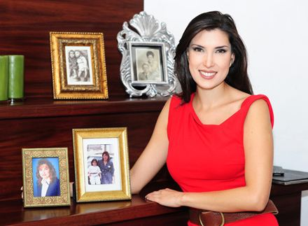 Lugina Cabezas La misin Ser mam Revista Hogar Ecuador