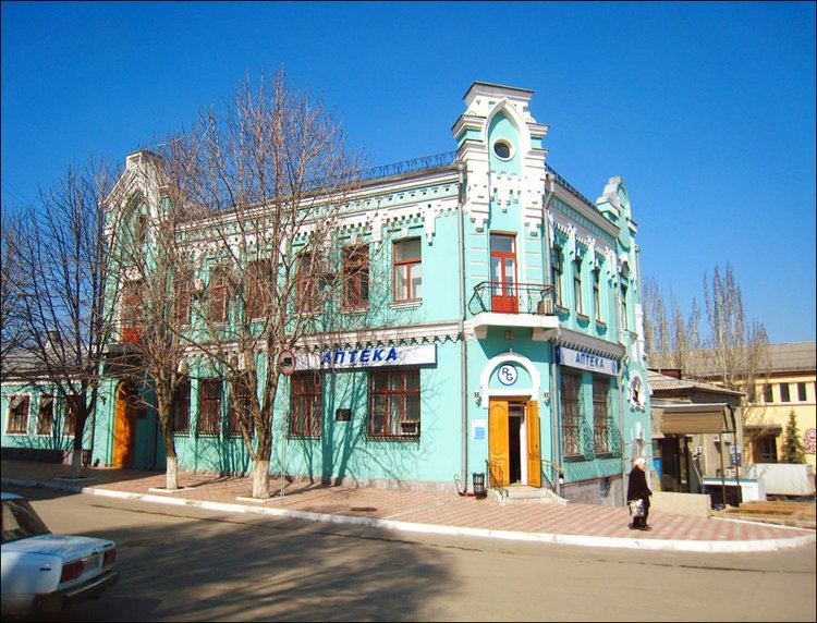 Luhansk in the past, History of Luhansk