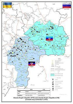 Luhansk People's Republic Luhansk People39s Republic Wikipedia