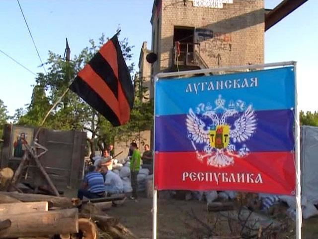 Luhansk People's Republic Luhansk People39s Republic is Splitting Lysychansk Drove