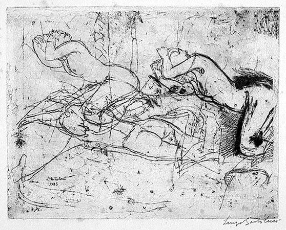 Luigi Bartolini Pinacoteca Moretti