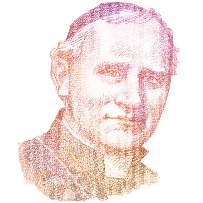 Luigi Caburlotto Beato sacerdote Luigi Caburlotto