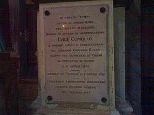 Luigi Comollo httpsuploadwikimediaorgwikipediacommonsthu