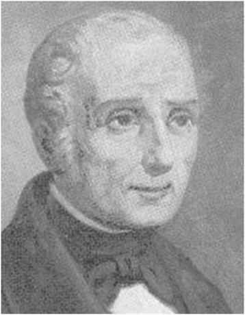 Luigi Rolando Luigi Rolando particular of the paint of Pasquale Baroni in