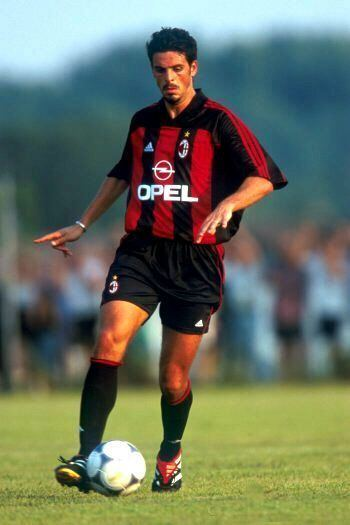 Luigi Sala LUIGI SALA Milan football Pinterest Ac milan