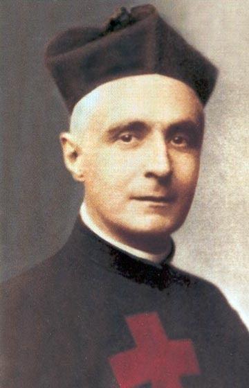 Luigi Tezza 4 November 2001 John Paul II proclaimed Fr Luigi Tezza Blessed