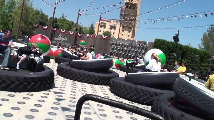 Luigi's Flying Tires Luigi39s Flying Tires 6912 YouTube
