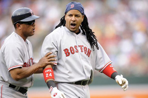 Luis Alicea Luis Alicea Photos Boston Red Sox v Baltimore Orioles