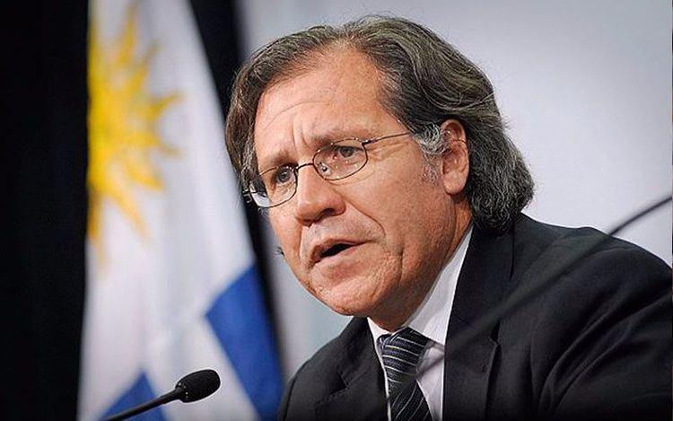 Luis Almagro Luis Almagro es el nuevo secretario general de la OEA