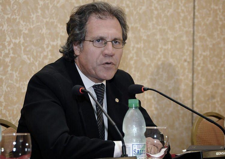 Luis Almagro OEA iniciar nuevo captulo con la asuncin de Luis
