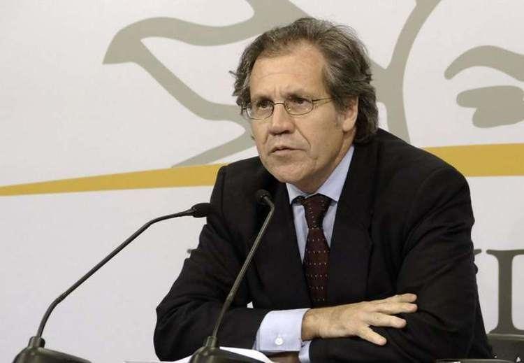 Luis Almagro Secretario general de la OEA Luis Almagro est en el
