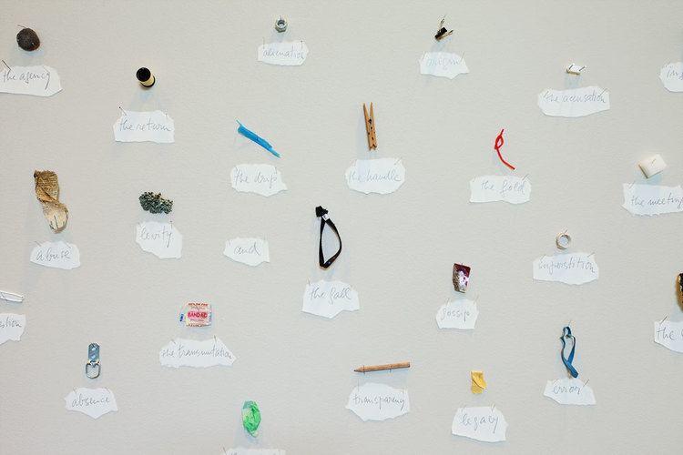 Luis Camnitzer Morris and Helen Belkin Art Gallery luiscamnitzerkoernerlibrary