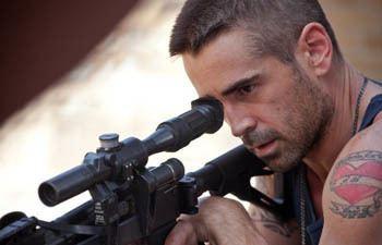Luis Da Silva Movie Review Dead Man Down 2013 starring Colin Farrell