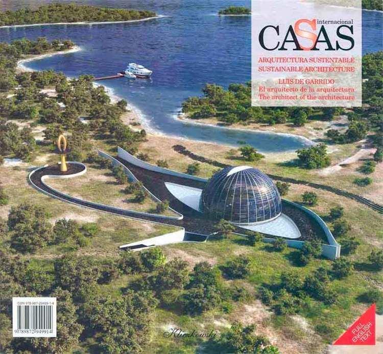 Luis de Garrido Luis De Garrido The Architect of Architecture LUIS DE GARRIDO