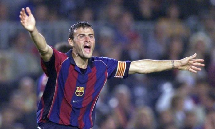 Luis Enrique (footballer) Real Madrid39s old enemy Luis Enrique is handed the perfect
