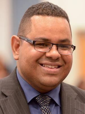 Luis Espinosa Milken Educator Luis Espinosa FL 13