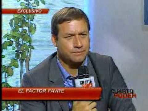 Luis Favre Cuarto Poder Entrevista exclusiva al asesor Luis Favre YouTube