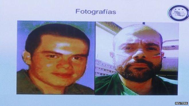 Luis Fernando Sánchez Arellano Mexican Tijuana cartel boss Sanchez Arellano 39captured39 BBC News